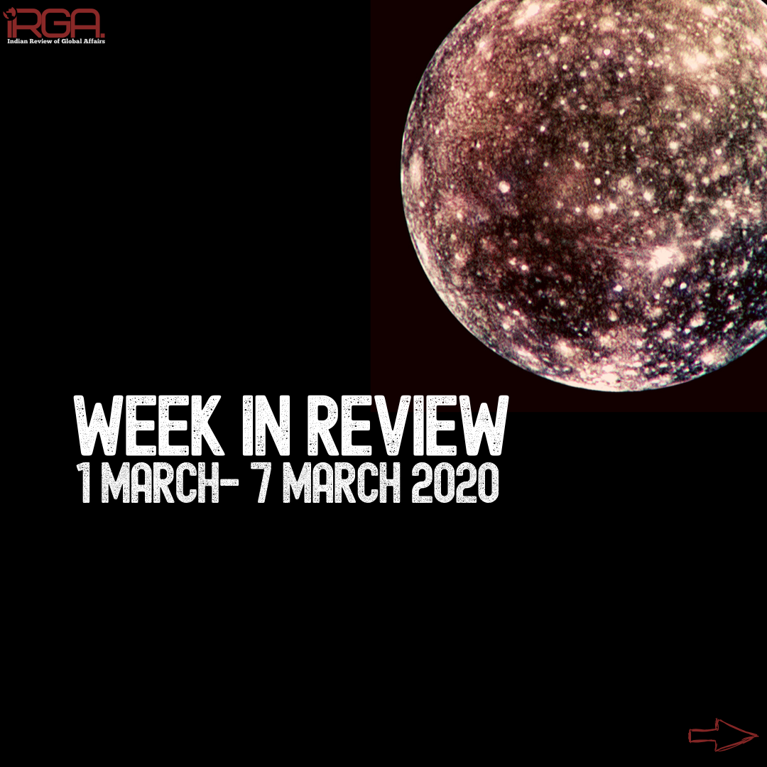 The Week in Review
